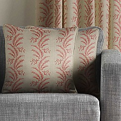 Montgomery - Coral 'Falun' cushion cover