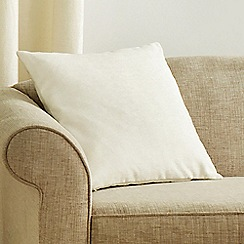 Montgomery - Cream 'Glamour' cushion cover