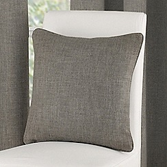 Montgomery - Grey 'Harrison' cushion cover