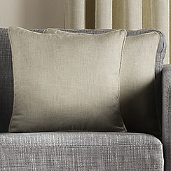 Montgomery - Grey 'Hoxton' cushion covers
