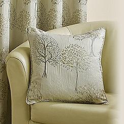 Joshua Thomas - Natural 'Arden' cushion cover