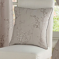 Montgomery - Pearl 'Pollen' cushion cover