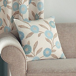 Montgomery - Teal 'Solo' cushion cover