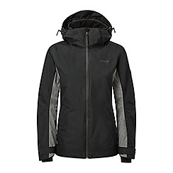 Tog 24 - Black and grey marl abbey waterproof insulated jacket