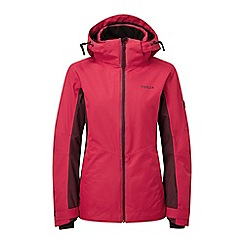Tog 24 - Cerise and port abbey waterproof insulated jacket