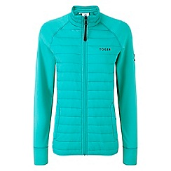 Tog 24 - Turquoise adroit tcz thermal jacket