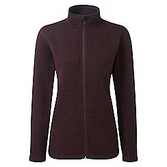 Tog 24 - Deep port marl agnetha TCZ 200 fleece jacket