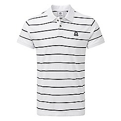 Tog 24 - White alfie polo shirt