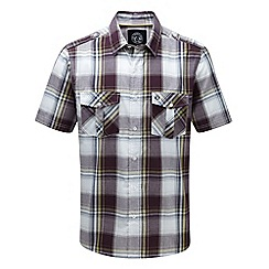 Tog 24 - Plum check altus shirt