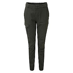 Tog 24 - Storm grey alturn performance short leg trousers