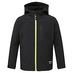 Tog 24 - Black anarchy TCZ stretch hooded jacket