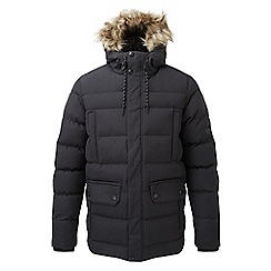 Tog 24 - Black arctic insulated parka jacket
