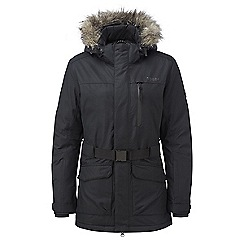 Tog 24 - Black aria womens waterproof insulated ski jacket