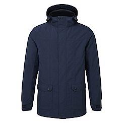 Tog 24 - Navy marl Arkle milatex 3in1 jacket