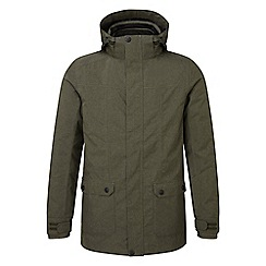 Tog 24 - Dark khaki marl Arkle milatex 3 in1 jacket