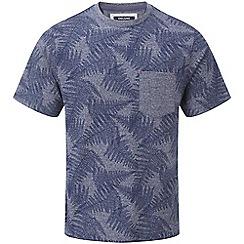 Tog 24 - Dark midnight aston tcz t-shirt fern print