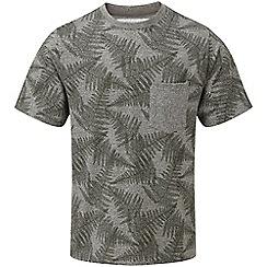 Tog 24 - Dark olive aston tcz t-shirt fern print