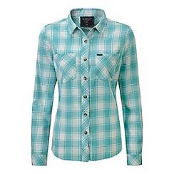 Tog 24 - Sky check bailey tcz cotton shirt