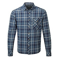 Tog 24 - Navy check baker winter shirt
