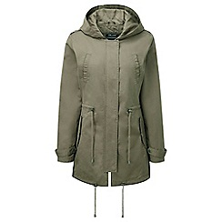 Tog 24 - Khaki ballad lightweight parka jacket