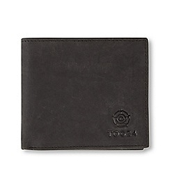 Tog 24 - Black barnet leather wallet