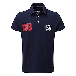 Tog 24 - Navy beckett deluxe polo shirt
