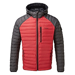 Tog 24 - Red beck hooded down jacket