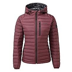 Tog 24 - Deep port beck hooded down jacket