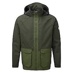 Tog 24 - Military green and fern green betony milatex jacket
