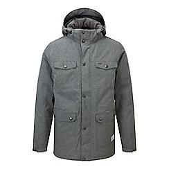 Tog 24 - Grey marl bexley milatex parka jacket