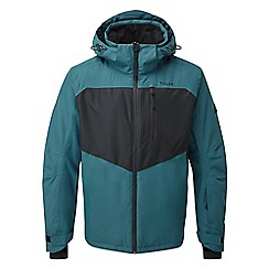 Tog 24 - Lagoon and black blade mens insulated ski jacket