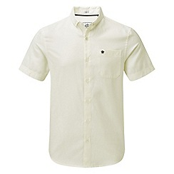 Tog 24 - Off white botham short sleeve slim fit Oxford shirt