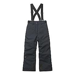 Tog 24 - Black boundary milatex ski trousers