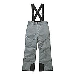 Tog 24 - Grey marl boundary milatex ski trousers