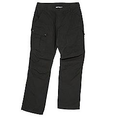 Tog 24 - Storm grey Bradshaw short leg cargo trousers