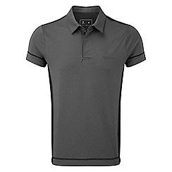 Tog 24 - Grey marl brawl performance polo shirt