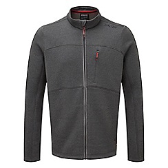 Tog 24 - Dark anthracite brevett TCZ 200 fleece jacket