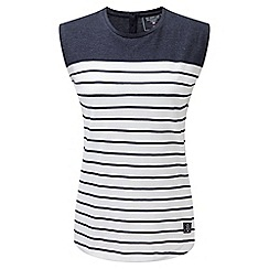 Tog 24 - Navy stripe bryony deluxe vest
