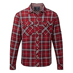 Tog 24 - Red check buddy deluxe lined double weave shirt
