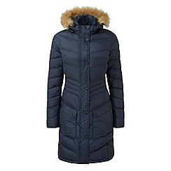 Tog 24 - Navy buffy down jacket