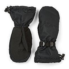 Tog 24 - Black burley waterproof ski mitts
