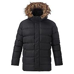 Tog 24 - Black caliber kids insulated jacket