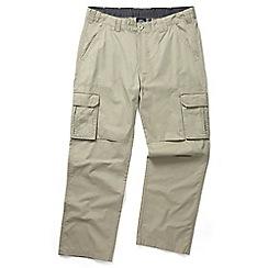 Tog 24 - Sand canyon cargo trousers regular leg