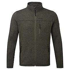 Tog 24 - Dark khaki marl Carlton TCZ 200 fleece jacket