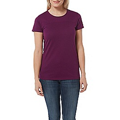 Tog 24 - Mulberry Caverly Performance Stripe T-Shirt