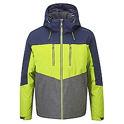 Tog 24 - Navy/lime/grey chasm milatex jacket