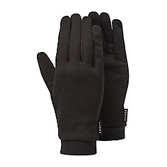 Tog 24 - Black cocoon silk liner gloves