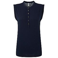 Tog 24 - Dark midnight cordelia deluxe vest