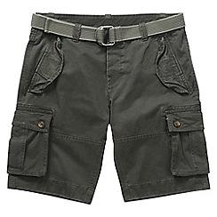 Tog 24 - Dark olive courage cargo shorts