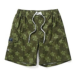 Tog 24 - Military print cove swimshorts